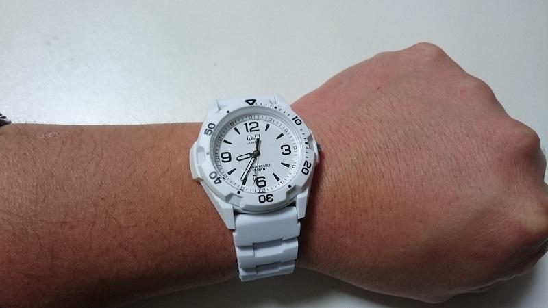 チープ系腕時計のこんな楽しみ方。