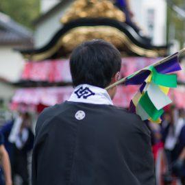 「小浜の紋付祭り」の段取も本格スタートです!!