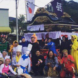 字新町若連会ではこれが終わって本年度の祭典が全て終了です。
