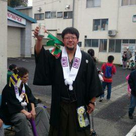 明日より三日間「小浜の紋付祭り」が開催です!!