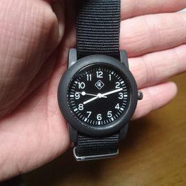 100円ショップ「ザ・ダイソー」の腕時計に思う。