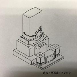 プレミアム墓石「優美」。すんげ~素敵です!!