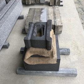 「墓じまい」による墓石撤去工事を進行中です。