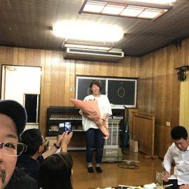 二本松市小浜「一期一会 喬」にて地域のあたたかみを再確認。