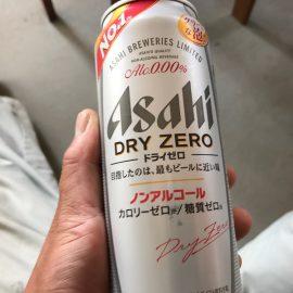 ノンアルコールビールを勤務中に飲むことの是非。
